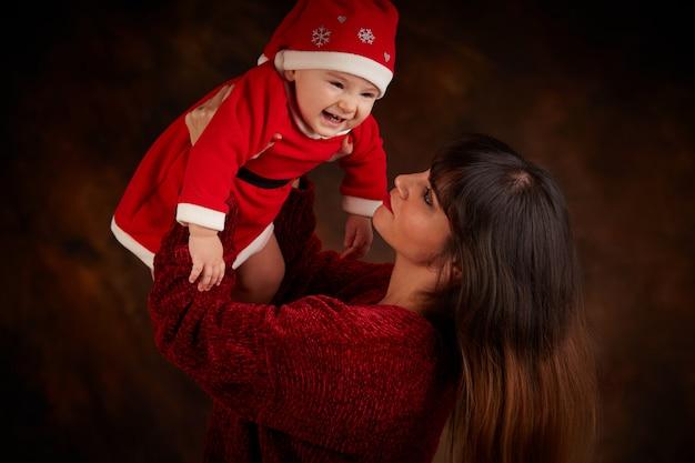 Retrato de família em dezembro