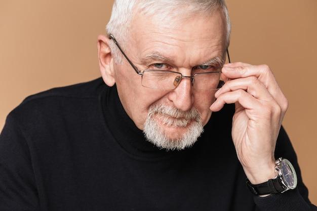 Retrato de homem velho