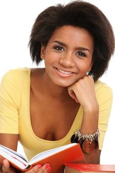 Retrato de mulher brasileira