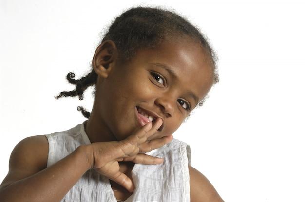 Retrato, de, um, jovem, africano