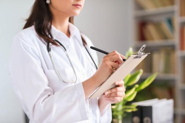 Retrato de um médico
