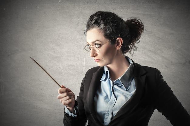 Retrato de um professor