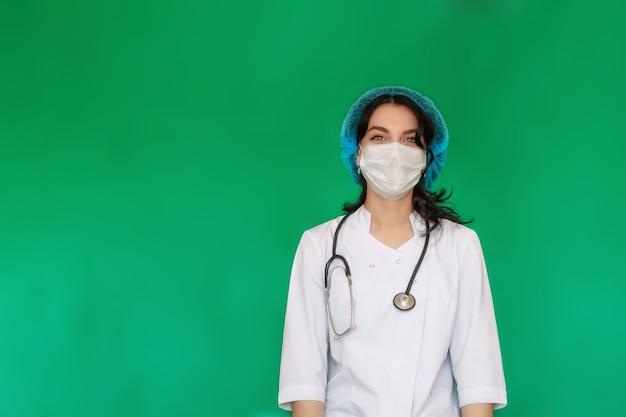 Retrato de uma enfermeira