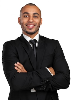 Retrato do empresário