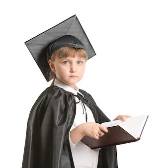 Retrato do pequeno juiz