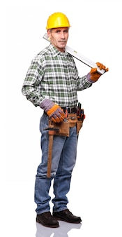 Retrato do trabalhador
