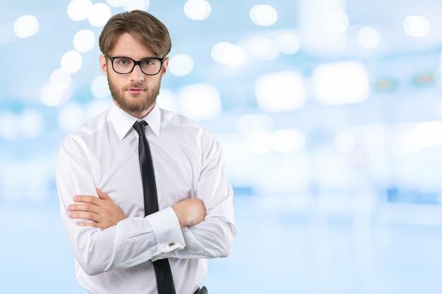 Retrato empresário