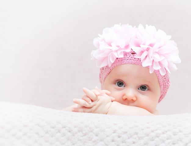 Retrato fino recém-nascido