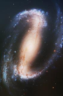 Retratos do espaço, o telescópio
