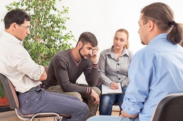 Reunião de apoio