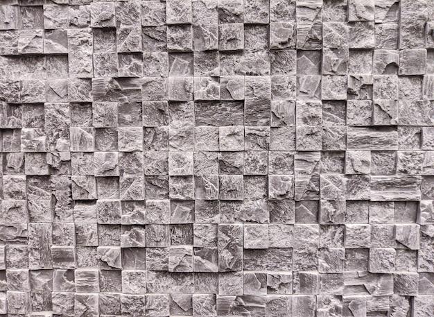Revestimento de pedra de textura, close-up. textura