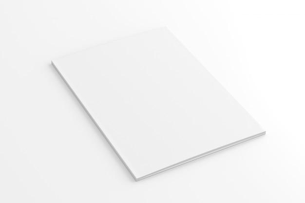 Revista - renderização em 3d