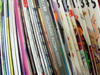 Revistas, informações