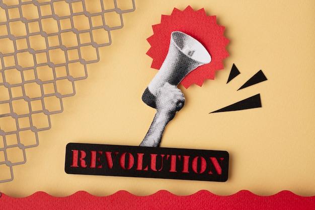 Revolução ainda design de vida