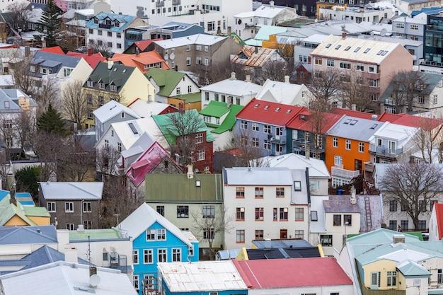 Reykjavik islândia
