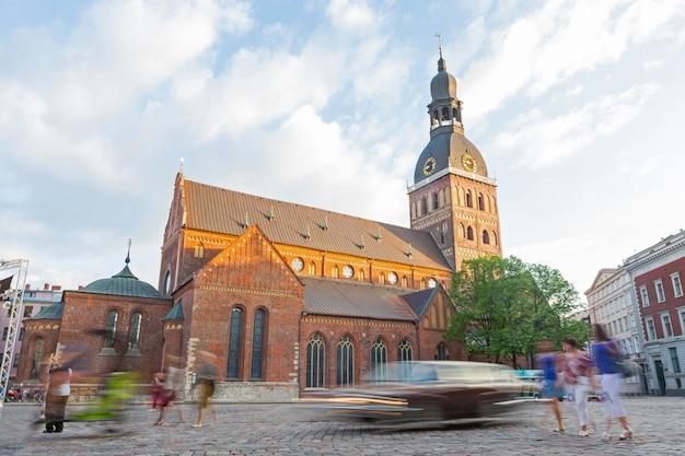 Rigas doms, catedral da cidade de riga