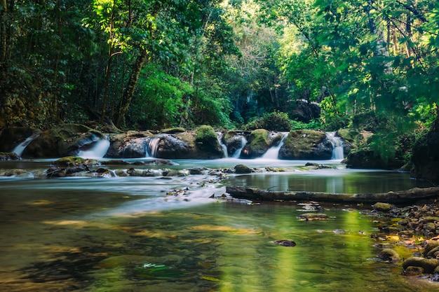 Rio na natureza