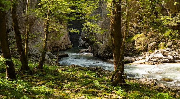 Rio timavo, eslovênia