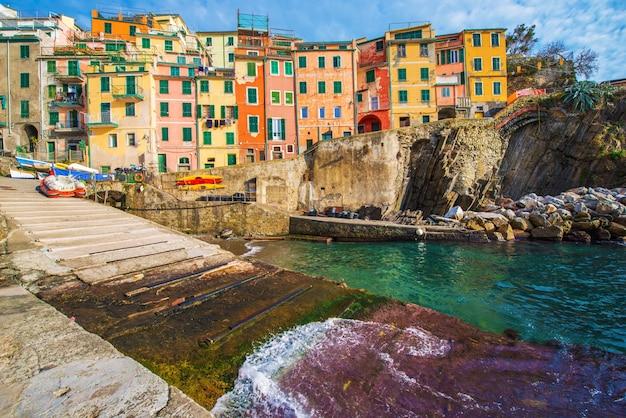 Riomaggiore la spezia itália