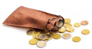 Riqueza moedas