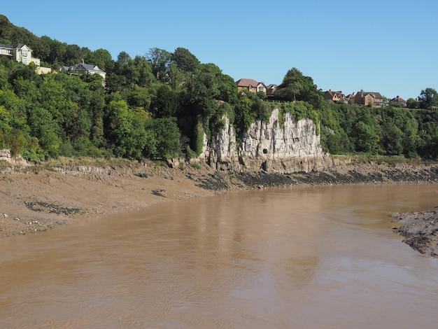 River wye em chepstow