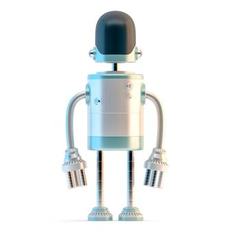 Robô em pé
