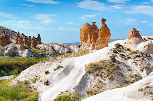 Rocha camelo, cappadocia, peru