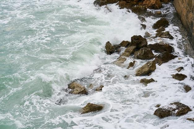 Rochas e ondas