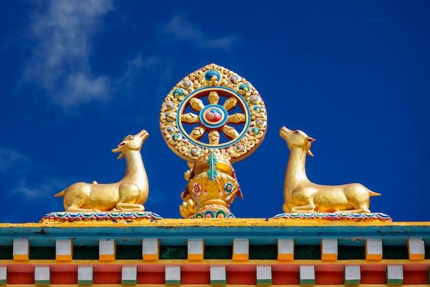 Roda budista da lei
