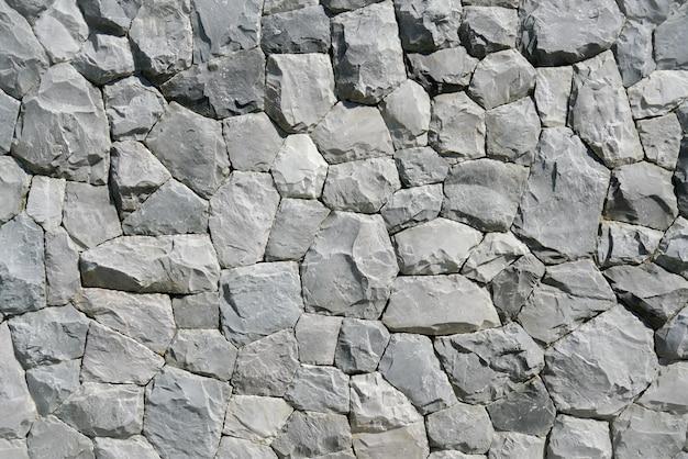 Rodada e pentágono black pedra de fundo & papel de parede