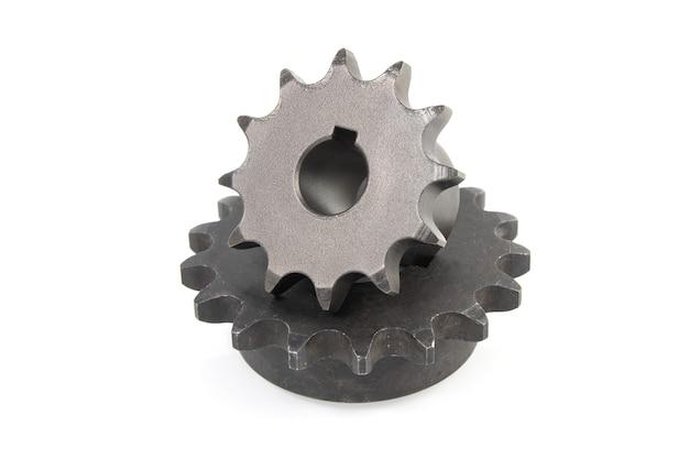 Rodas dentadas industriais para correntes