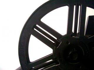 Rolo de filme, objeto