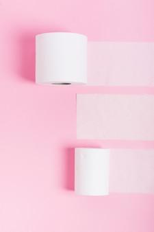 Rolo de papel higiênico para uso em quarentena