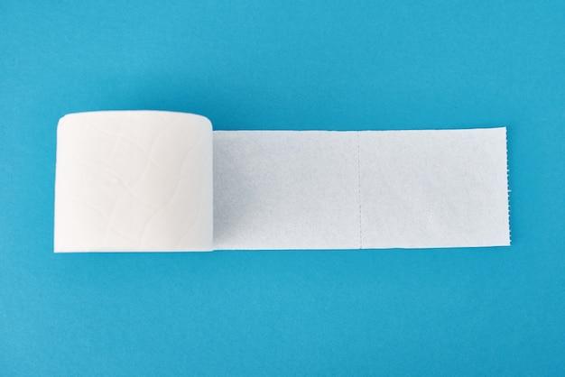 Rolos de papel higiênico. conceito de higiene