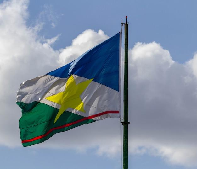Roraima bandeira do estado brasileiro