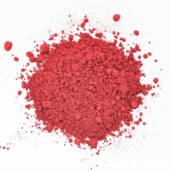 Rosa rosada shimmer blush pó cosmético