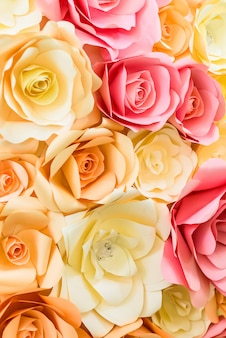 Rosas amarelas casamento