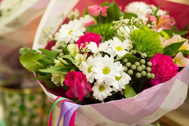 Rosas de cor suave