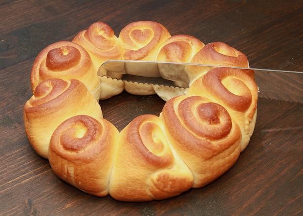 Rosquinha de pão