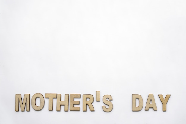 Rotulagem do dia das mães