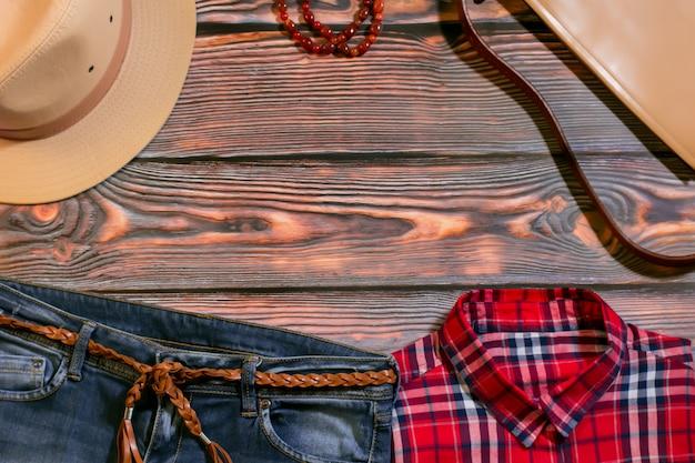 Roupa ocidental elegante para meninas