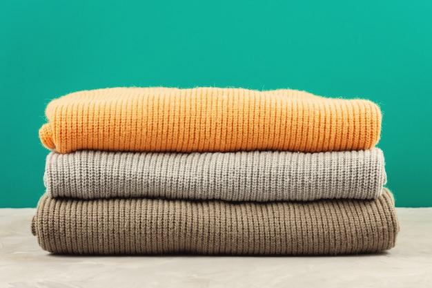 Roupa quente e confortável para clima frio