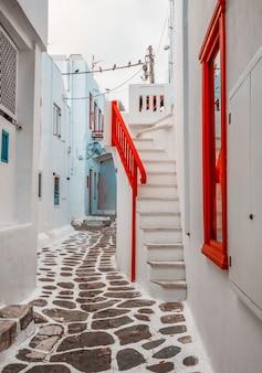 Rua grega tradicional