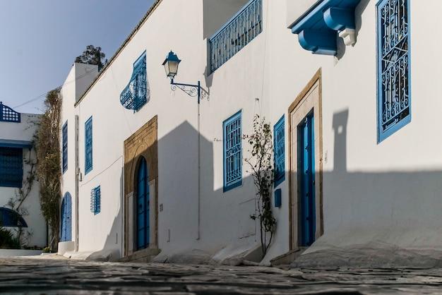 Ruas da tunísia