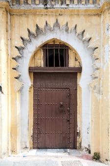 Ruas, de tanger.marrocos