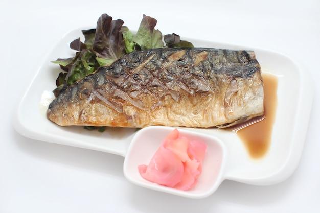 Saba teriyaki, cardápio saudável e saboroso que é bom para sua saúde