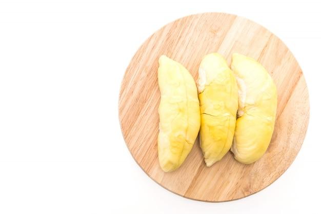 Saborosa fruta natureza durian alimentos