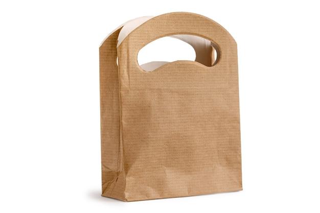 Saco de embalagem de papel kraft
