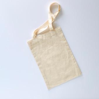 Sacola de tecido de lona de lona eco shopping