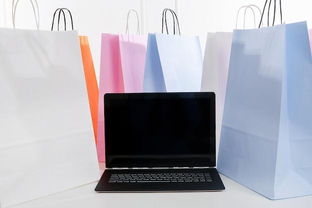 Sacolas de compras